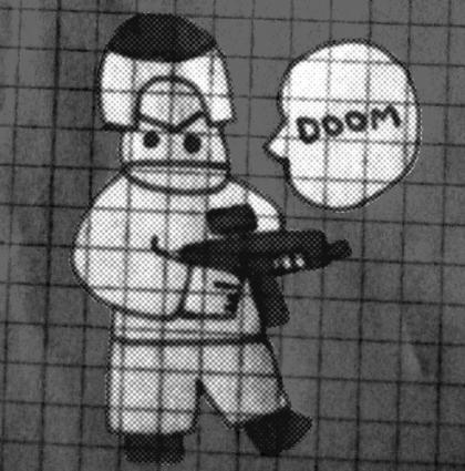 Doom screens