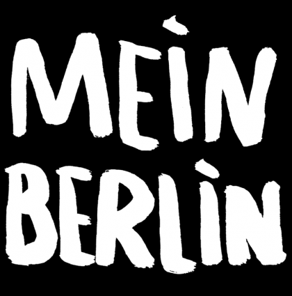 A bunny book: Mein Berlin Hasen bei Nacht