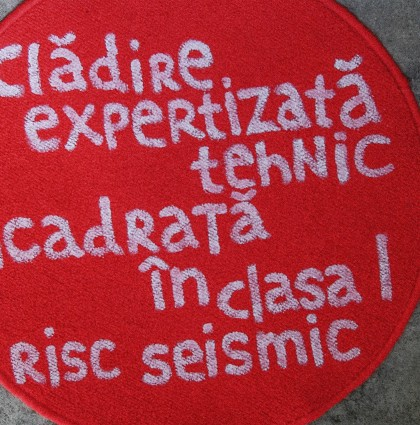 Seismic Doormat (Romanian)