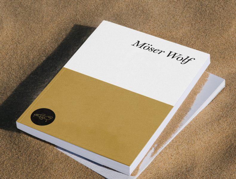 Wolf – Book design